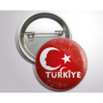 Türk Bayrağı Rozeti 02