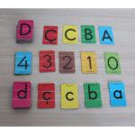 Hızır Öğretmen Magnet Harfler ve Magnet Sayılar