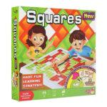 C&G/Pal Squares Zeka Oyunu (Orijinal Lisanslı)