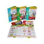 Çocuk Gezegeni 1. Sınıflar İçin Pratik Matematik Serisi 6 Kitap