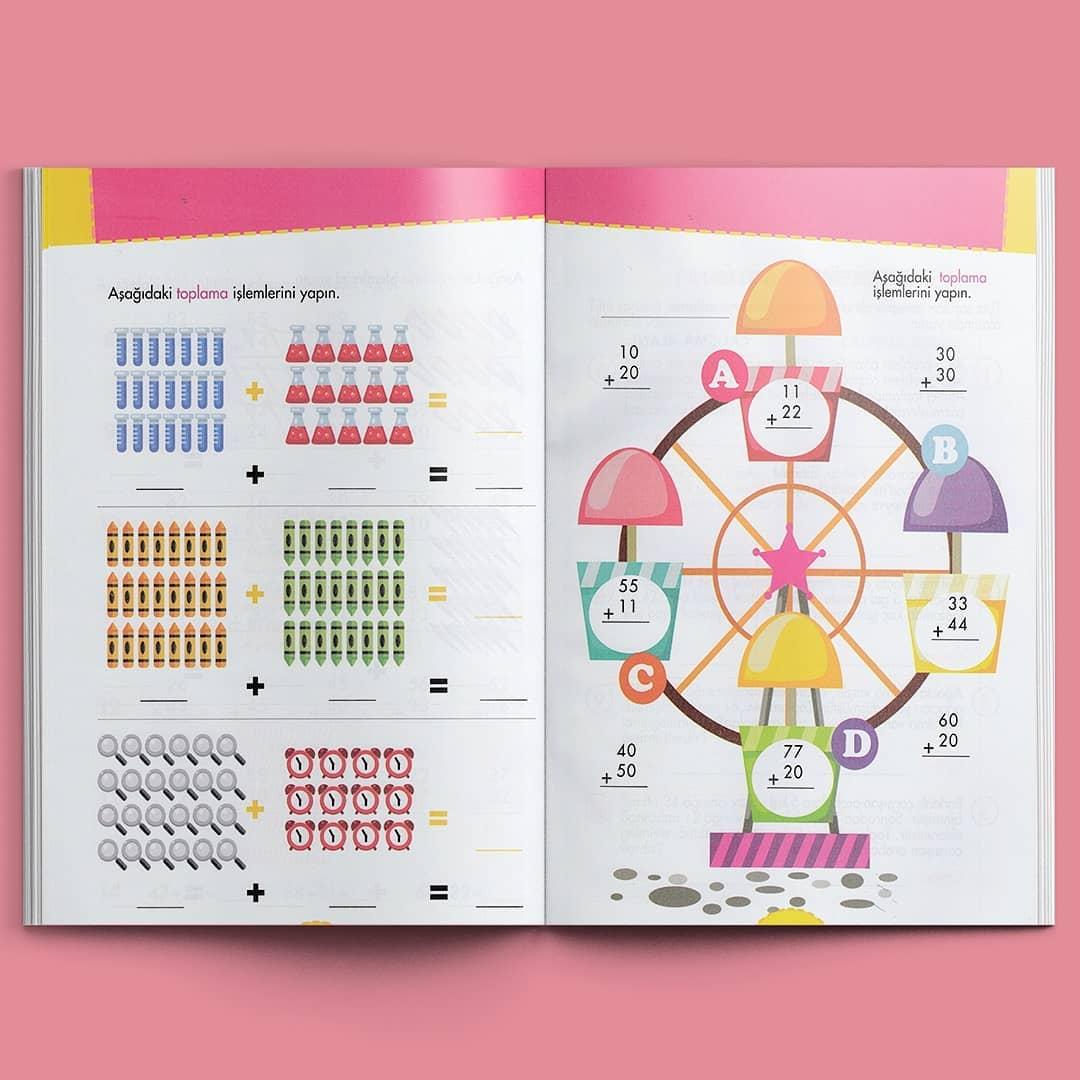 Matematik Öğreniyorum İç Sayfa