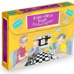 Kukla Yayınları 4. Sınıf Matematiksiz Hayat Düşünemiyorum Seti Kutusu