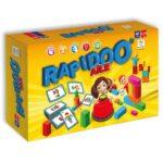 3+ Yaş Rapidoo Aile (Dikkat Geliştiren Zeka Oyunu)