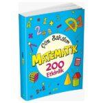 Yuva Yayınları Çöz Bakalım Matematik 200 Etkinlik