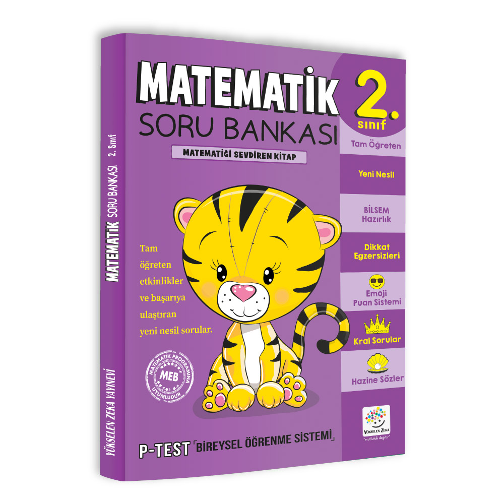 yukselen-zeka-2-sinif-matematik-soru-bankasi-matematigi-sevdiren-kitap