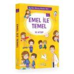 Pinokyo Yayınları 1. Sınıf Emel İle Temel Serisi (10 Kitap)