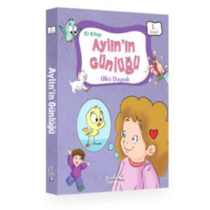 Pinokyo Yayınları 1. Sınıf Aylin'in Günlüğü (10 Kitap)