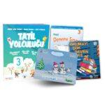 Üçgen Yayınları 3. Sınıf Tatil Yolculuğu Seti
