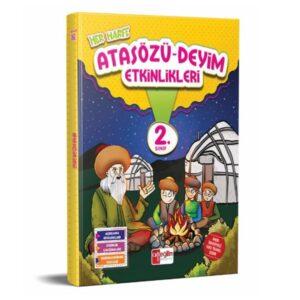 Artı Eğitim Yayınları 2. Sınıf Atasözü-Deyim Etkinlikleri