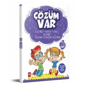 Artı Eğitim Yayınları 2. Sınıf Çözüm Var