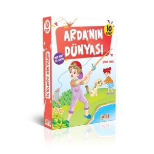 Kaliteli Eğitim Yayınları Arda'nın Dünyası