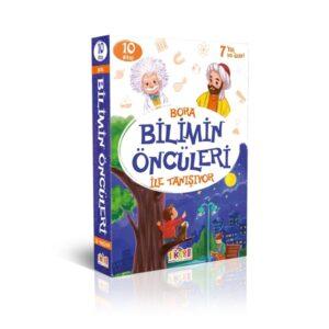 Kaliteli Eğitim Yayınları Bilimin Öncüleri Serisi