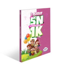 Öğretmen Evde Yayınları 5N1K 1. Sınıf Okuma Anlama Kitabı