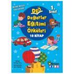 Limon Kids Değerler Eğitimi Öyküleri 1. Sınıf (10 Kitap)