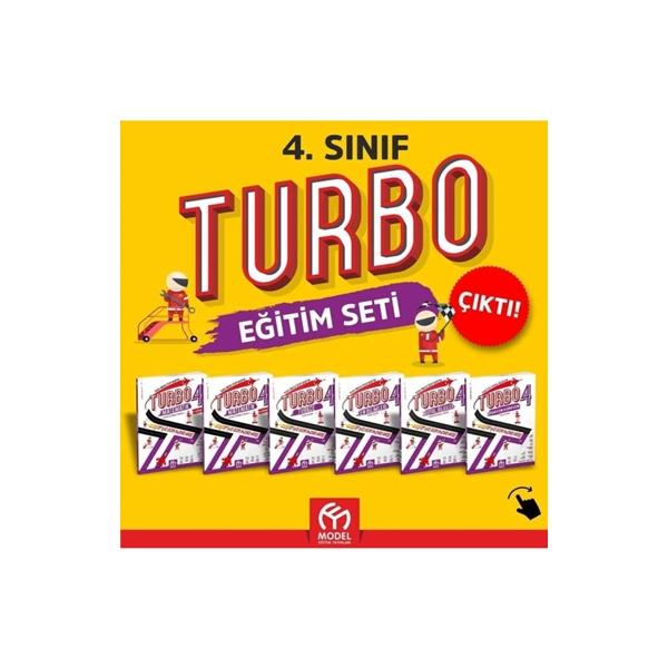 model-yayinlari-4-sinif-turbo-set