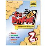 ONburda Yayınları 2. Sınıf Beceri Temelli Yeni Nesil Sorularla 6'lı Deneme Seti