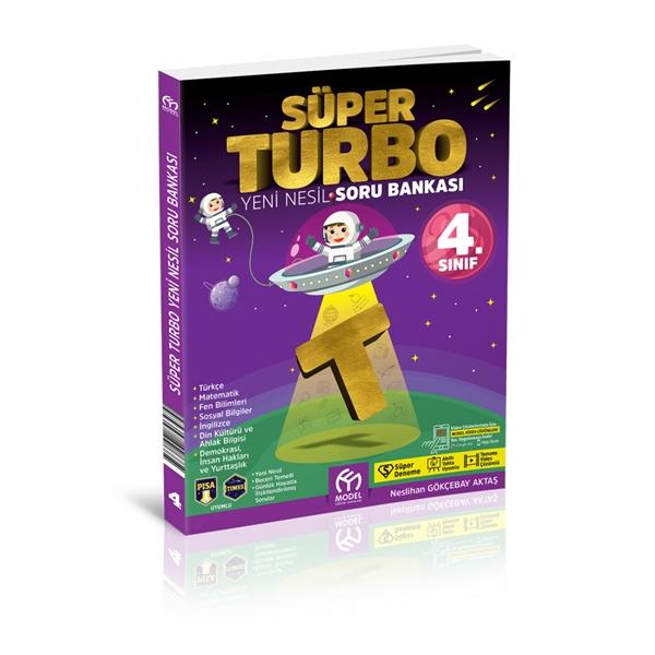 model-egitim-yayinlari-super-turbo-4-sinif-yeni-nesil-soru-bankasi