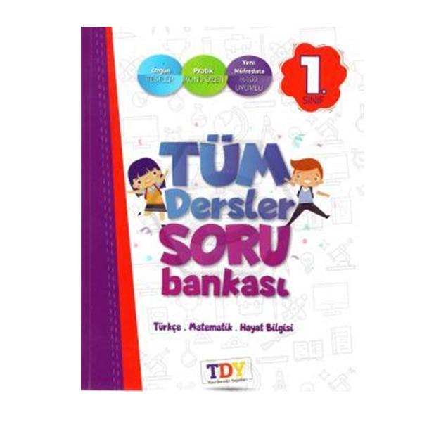 tdy-yayinlari-1-sinif-tum-dersler-soru-bankasi